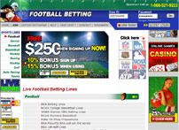 Football Sports Betting Online