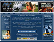 Major Sports Betting